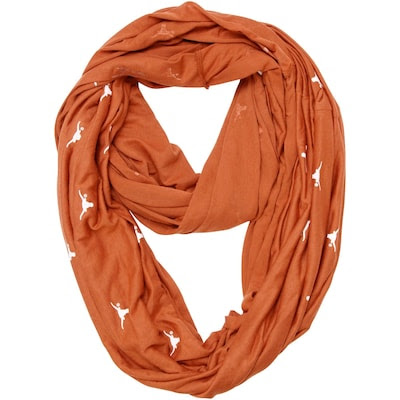 Texas Longhorns Women's Infinity Scarf