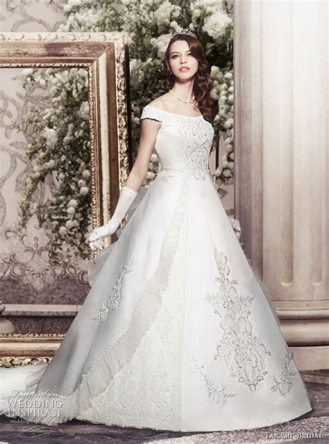 Beautiful Royal Wedding Outfits By Takami Bridal 2015