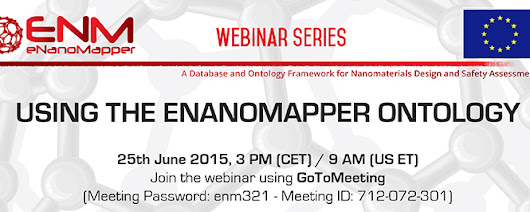 Using the ontology | eNanoMapper