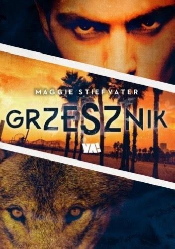 Okładka książki Grzesznik