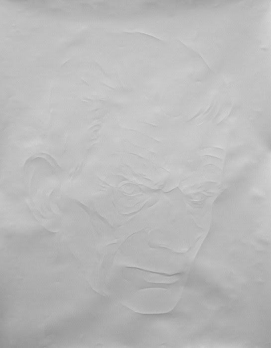 art papier pliage 06 Papier plié par Simon Schubert  art