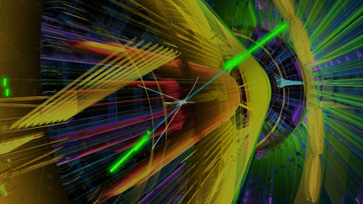 Artificial intelligence called in to tackle LHC data deluge