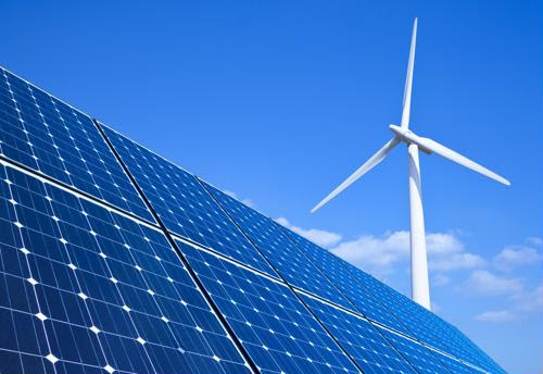 Strong green energy spend for businesses last year