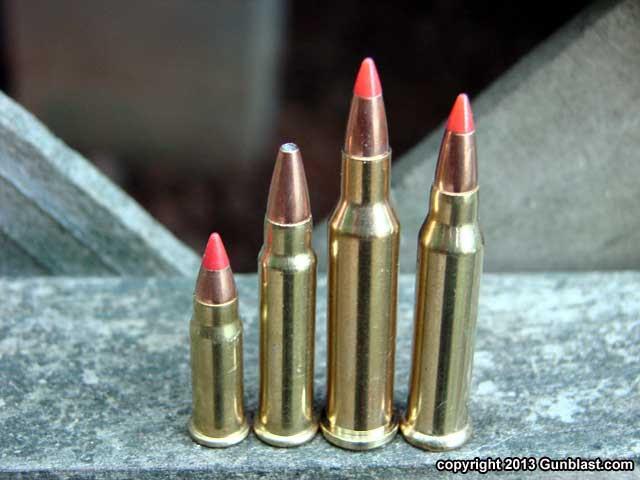 Savage B MAG 17 Winchester Super Magnum Rimfire Bolt