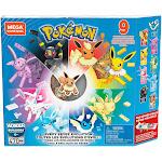 Mega Construx Pokemon Every Eevee Evolution Pack