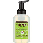 Mrs Meyers Clean Day Hand Soap, Foaming, Apple Scent - 10 fl oz