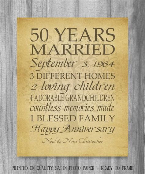 Valentine Day Anniversary Gift Canvas Art Gift for Parents