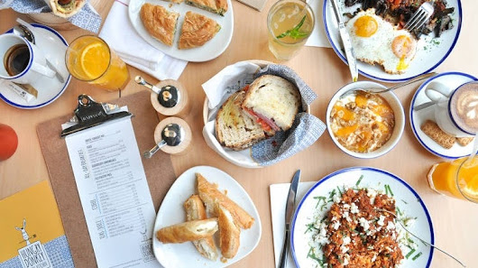 London's Best Breakfasts - Review: The Handbook