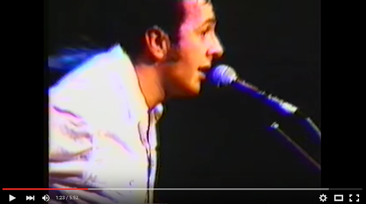 Joe Strummer - Straight to Hell - Never Before Seen Video