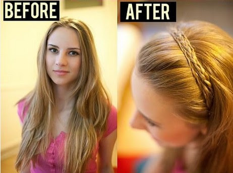Braided Hairstyles Tutorials: Perfect Hairstyle for Holiday - PoPular Haircuts