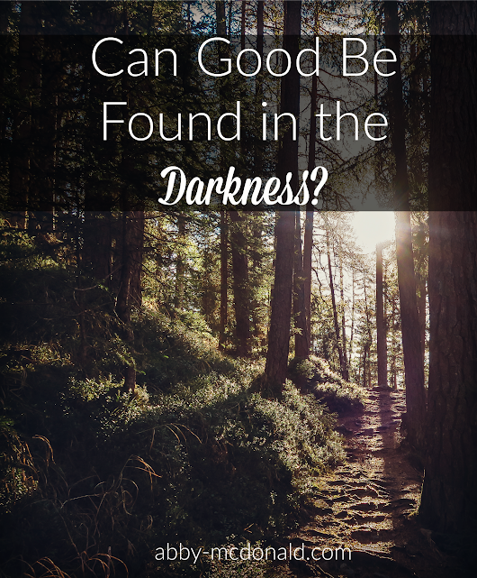 The Good We Find in the Darkness {Linkup}
