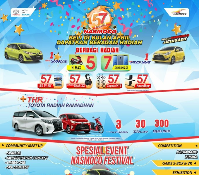 Kabar Berita dan Informasi Promo Toyota Solo 2018 oleh - mobiltoyotabekas.online