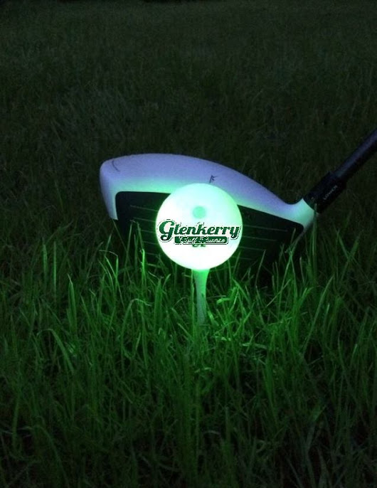 Our Last Summer Glow Ball Event! - Glenkerry Golf Course