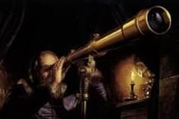 Telescópio: um olhar para o horizonte!