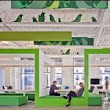 Great Office Spaces on Pinterest