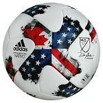 adidas MLS Nativo Official Match Ball (2017) 5 By SoccerEvolution