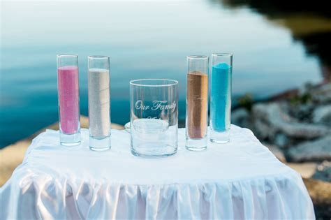 What is a Unity Sand Ceremony?   A Beautiful Wedding In