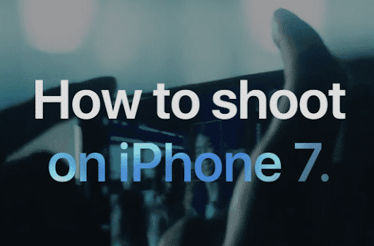 How to do Professional Photography with iPhone 7 Camera (Secret Revealed)