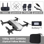 H3 Drone 4K 1080 Real-time WIFI Transmission HD Camera Optical flow Hover Rc Helicopter Quadcopter Helicopter with Camera freeshipping - GreatEagleInc