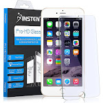 "Insten Clear HD Tempered Glass LCD Screen Protector Cover For Apple iPhone 8 Plus / iPhone 7 Plus (5.5"")"