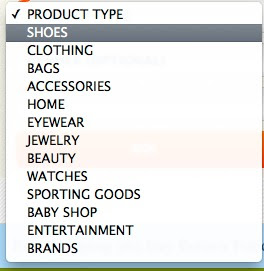 How to Make Mobile eCommerce Convert: What's Effective In Mobile Design Right Now image standard language 1