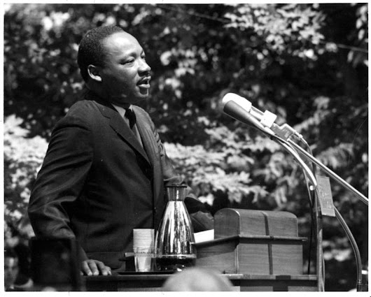 Revisiting Dr. Martin Luther King Jr.'s 1965 Commencement Speech at Antioch College