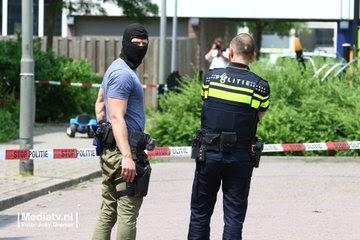 Ανδρας με τσεκούρι φώναζε ο «Αλλάχ είναι μεγάλος» και σκόρπισε τον τρόμο στην Ολλανδία