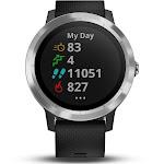 Garmin Vivoactive 3 Smartwatch - Black