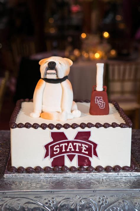 Over the Top Groom's Cakes For True SEC Fans   Southern Living