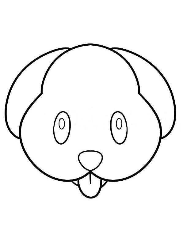 Kidsnfun.de 25 Ausmalbilder von Emoji Movie