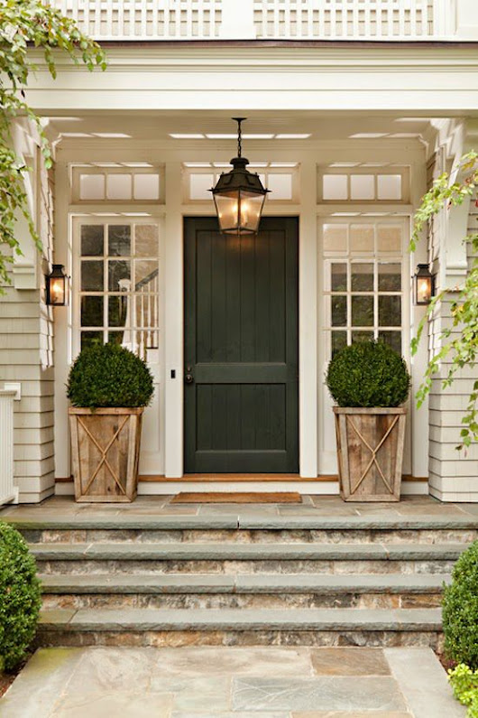 Front Door Drama - Elements of Style Blog