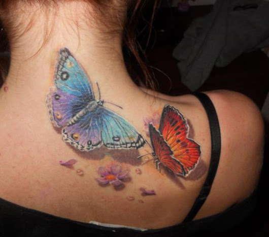 65 Craziest & Best 3D Tattoos Designs and Ideas - Tattoosera
