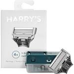 Harry's Men's Razor Blade Refills - 4ct