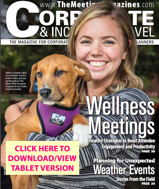 Wellness Meetings — Corporate & Incentive Travel