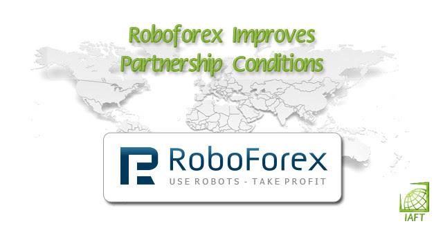 Roboforex Improves Partnership Conditions