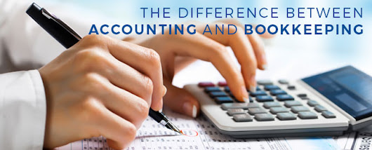 The Difference Between Accounting and Bookkeeping
