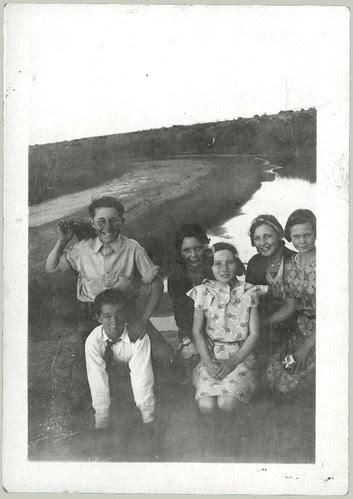 Gang at the Lake