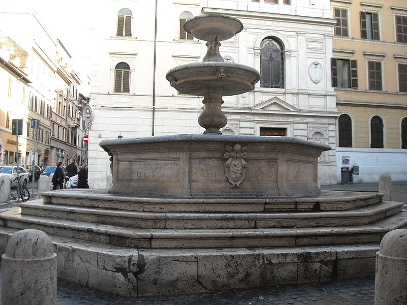 File:Fontana di piazza Madonna dei Monti.JPG