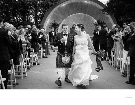 Westchester Country Club   Band Shell wedding ceremony