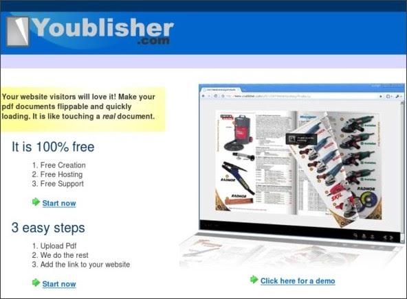 Youblisher crea la tua rivista online gratuitamente for Crea la tua planimetria online