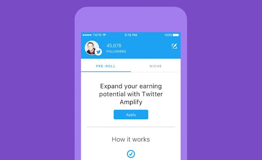 Twitter Unveils Ad-Sharing Program For Creators, Announces New Media Management Hub - Tubefilter