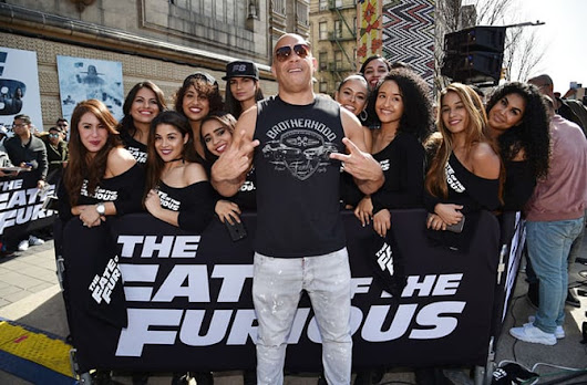 'Fate of the Furious' Has Now Made Over $1 Billion at the International Box Office