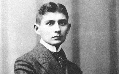 Franz Kafka, autor de 'El proceso'.