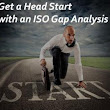 ISO Gap Analysis Auditors who understand business, not just compliance.
