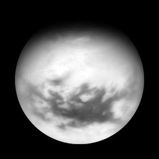 Cassini sobrevuela Titán