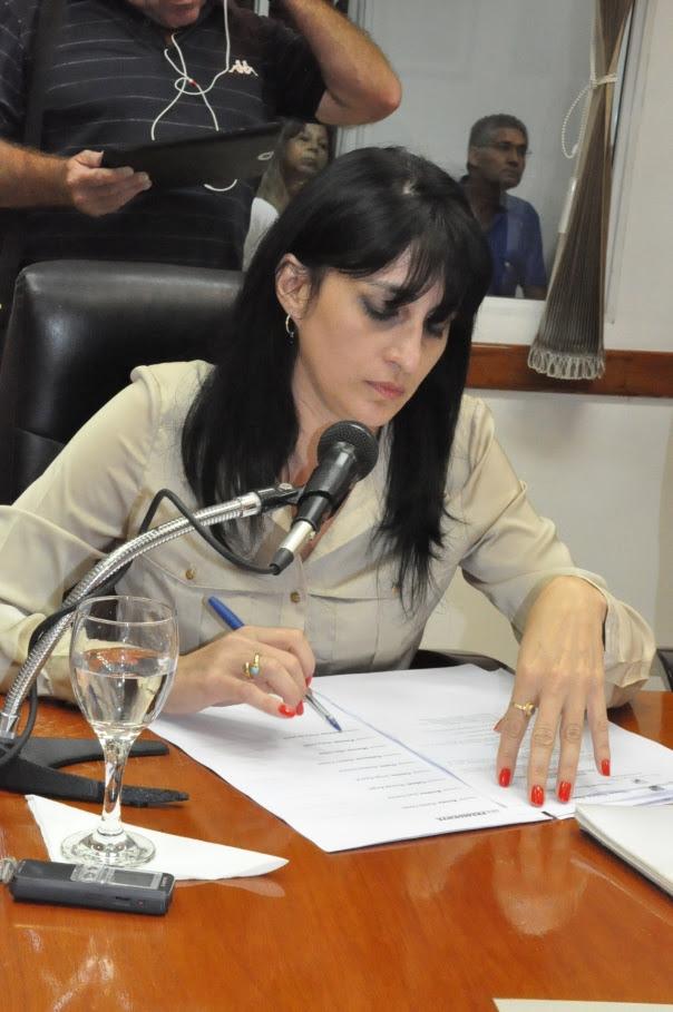 Concejal Andrea Gaete