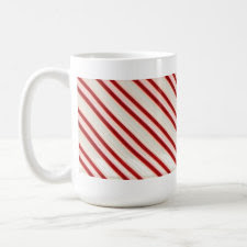 Candy Cane Mug mug