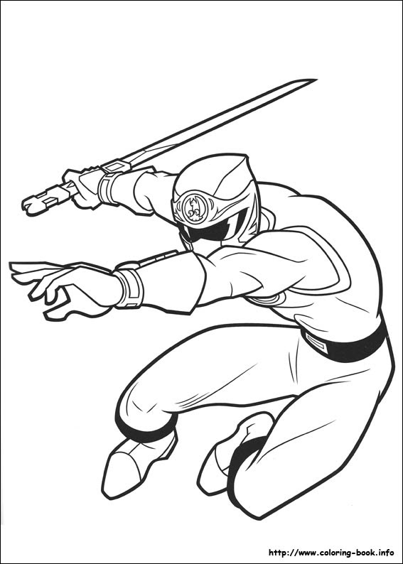 Power Rangers Coloring Pages On Coloring Bookinfo