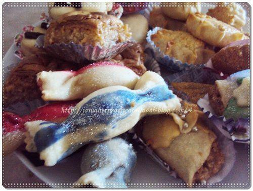 gâteaux algerien