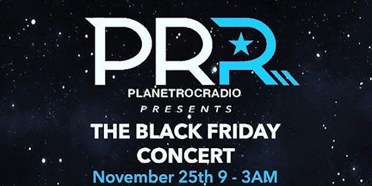 The Black Friday Concert